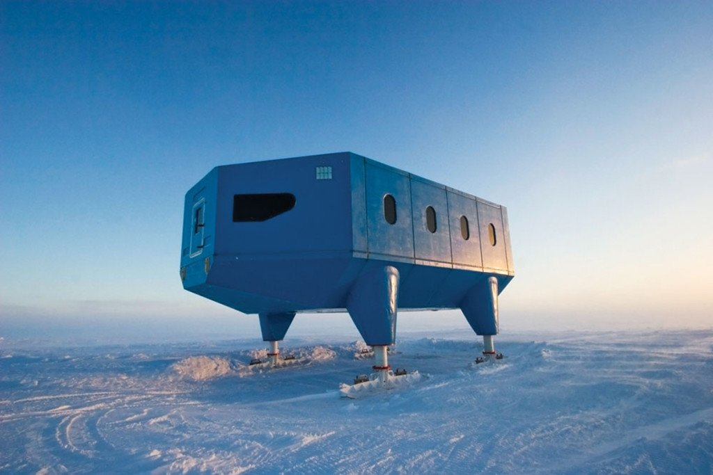 antarctica-research-station