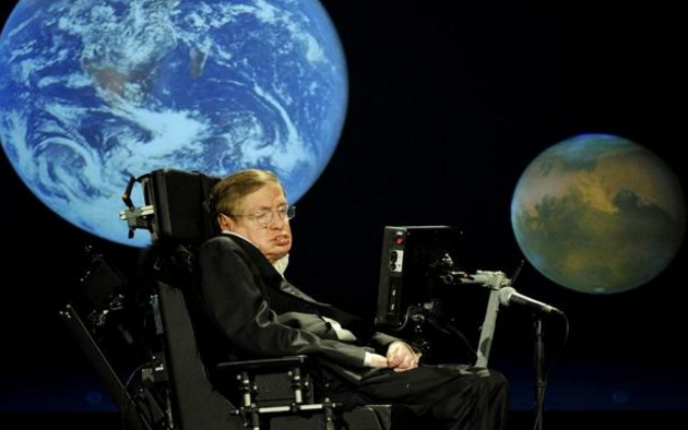 Prof Stephen Hawking is to unveil a new space exploration project