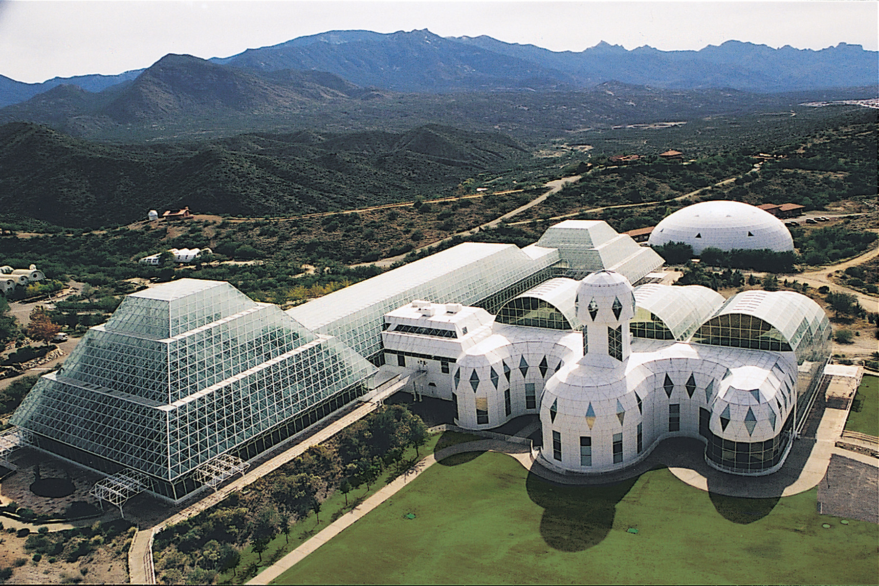 the-biosphere-2 complex