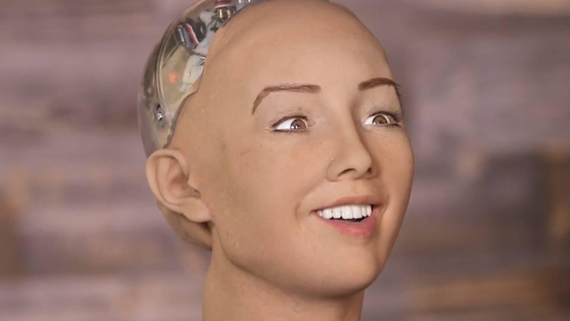 Elon Musk Hit Back After a Robot Threw Shade at Him Over AI Warnings